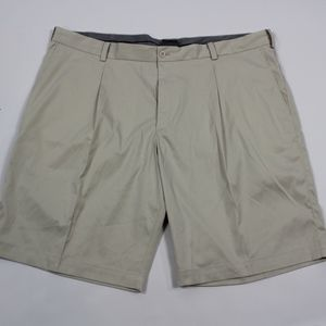 NIKE GOLF Mens 42 Gofling Casual Shorts Khaki